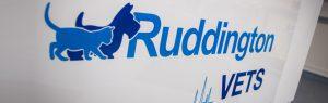 Ruddington signage